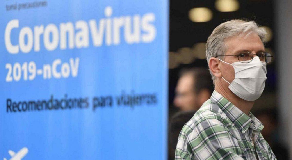 Argentina sumó 5.469 casos nuevos de covid.