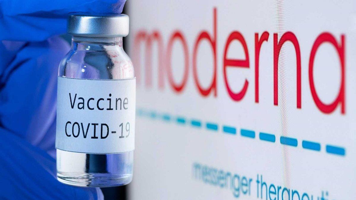 El Gobierno firmó el acuerdo para las vacunas de Moderna.