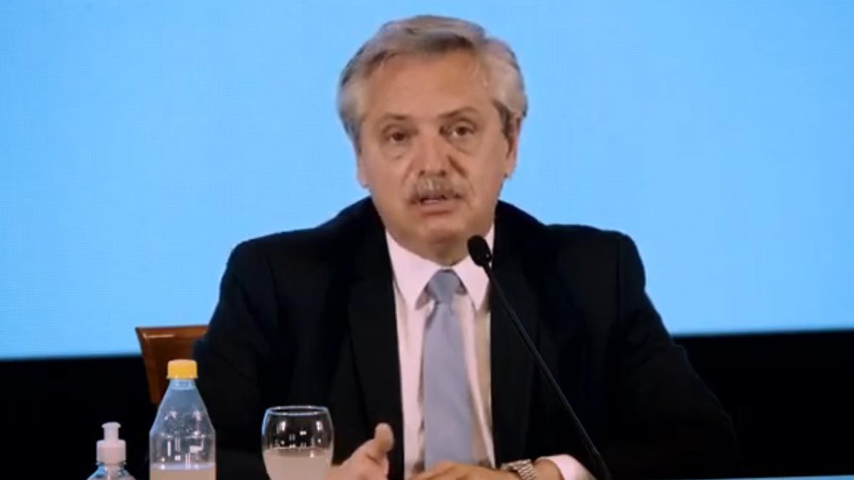 Fernández dijo que el caso del ex diputado salteño fue grave y le causó indignación