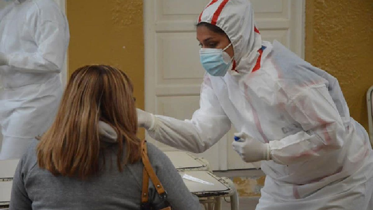 Reportan 25 nuevos casos de coronavirus en la ciudad.