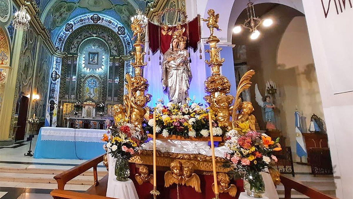 Comienza este viernes la novena en honor a Nuestra Señora de la Consolata