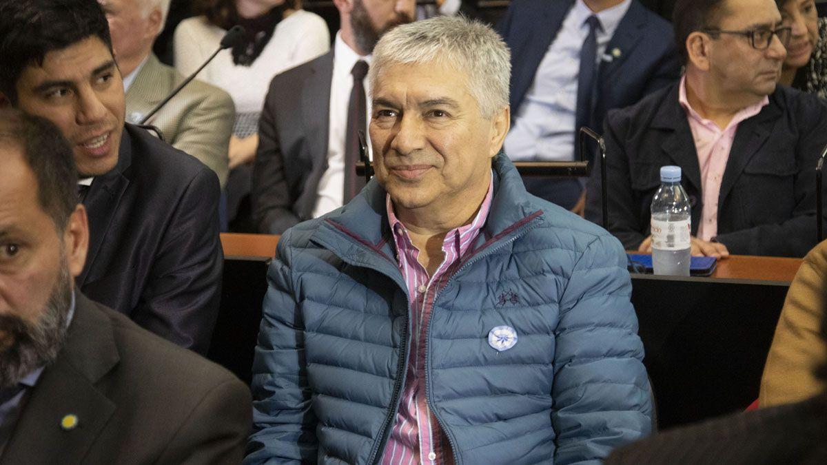 Lázaro Báez cumple en la actualidad con arresto domiciliario.