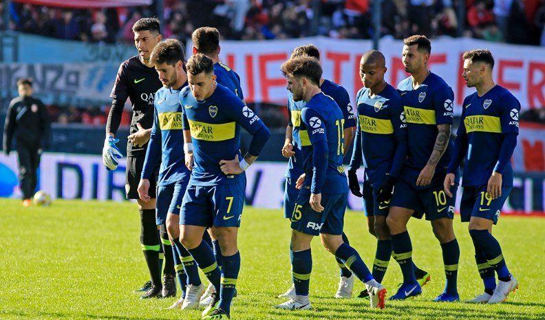 Zárate reconoció que Boca no jugó bien