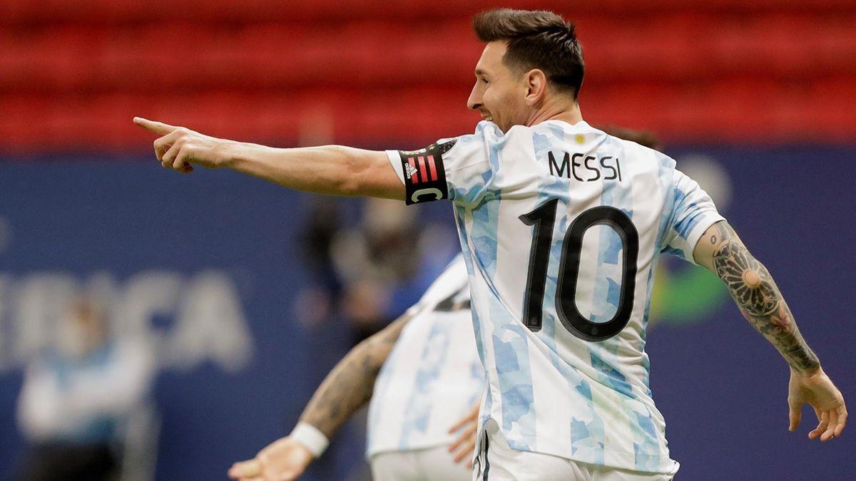 Messi: Estamos más ilusionados que nunca