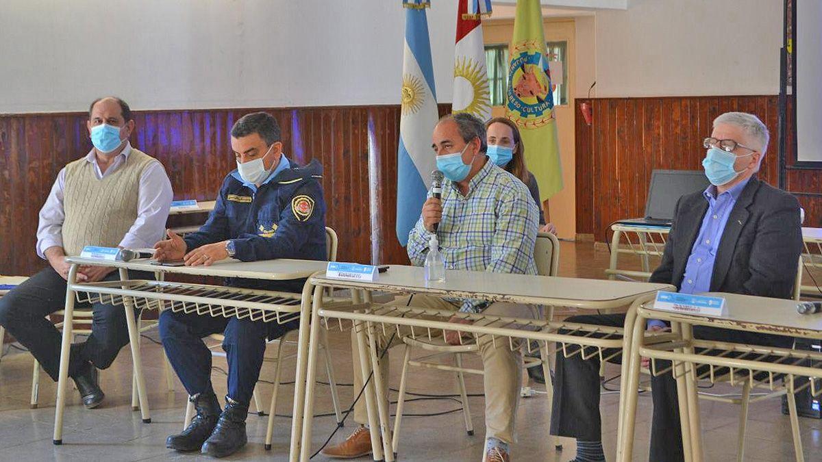 Laboulaye: proyectan permitir las reuniones familiares para las  Fiestas pero no habilitarán boliches
