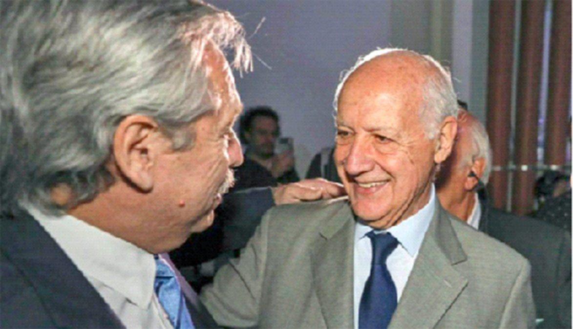 Lavagna defendió la alianza del binomio presidencial