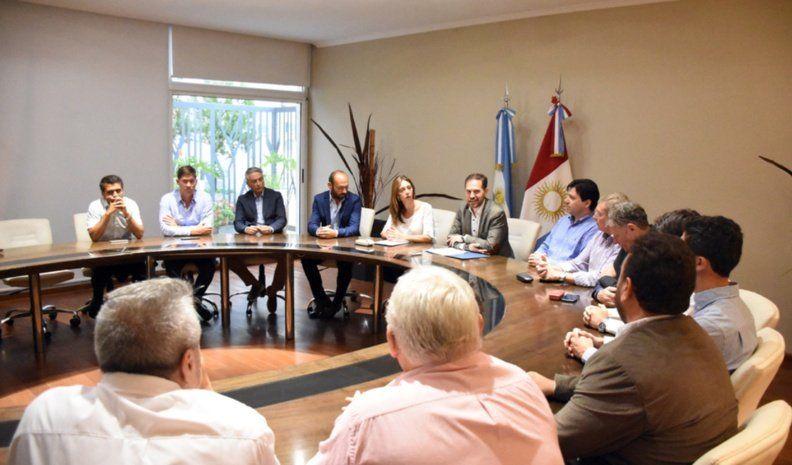 Villa María suma un depósito fiscal aduanero en el Parque Industrial