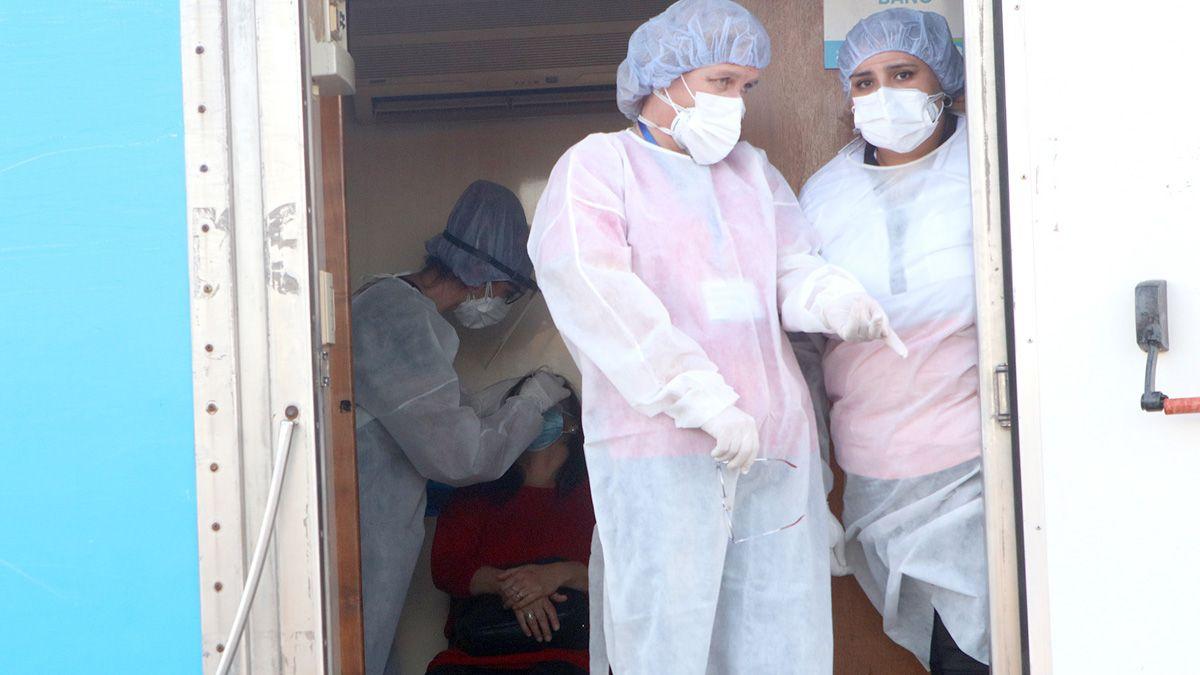 Río Cuarto continúa con un bajo número de contagiados.