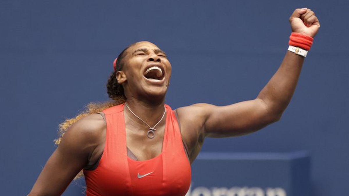 Serena Williams enfrentará a la ganadora del duelo de esta noche entre Azarenka y Mertens