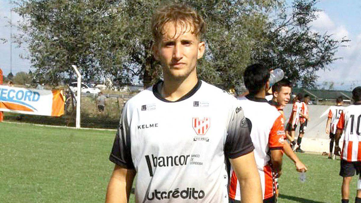 Nicolás Otazua nació el 1 de febrero de 2005. Atajó en Belgrano