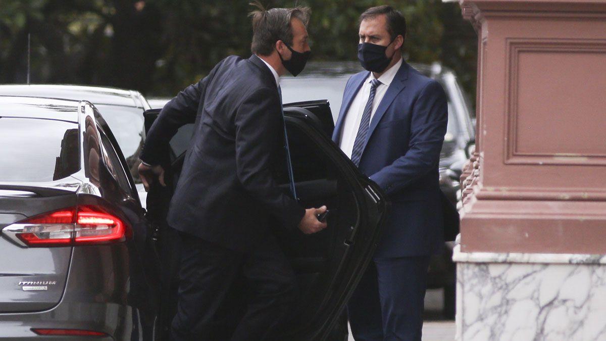 Martín Soria asumió esta semana como ministro de Justicia.