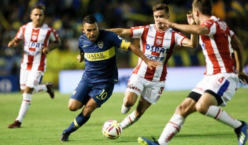 En el debut de Alfaro como DT, Boca cayó con Unión en Mar del Plata