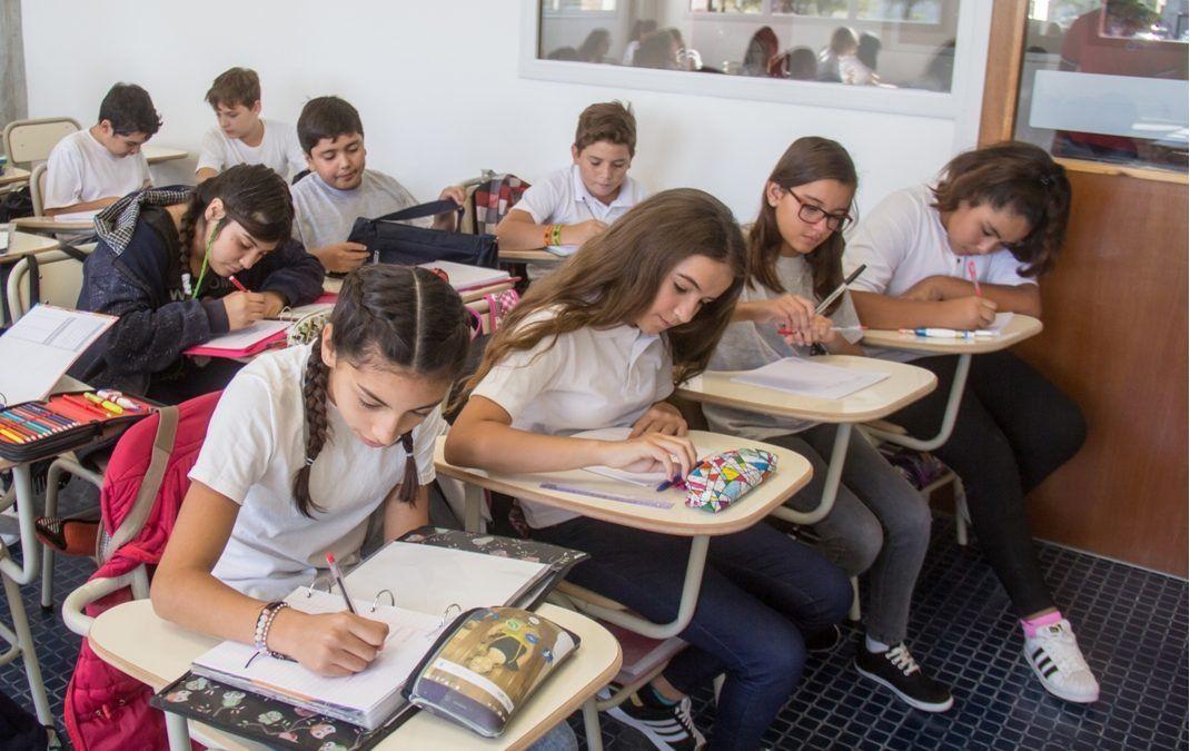 Inició la preinscripción de alumnos para el ciclo lectivo 2021 en la escuela Proa