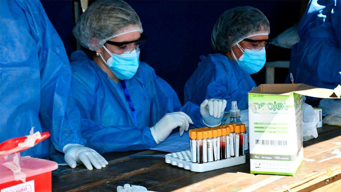 La provincia registró otro récord de casos de coronavirus.