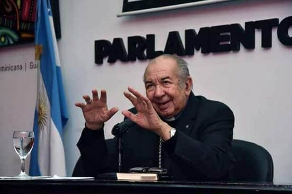 La imagen de Rodríguez