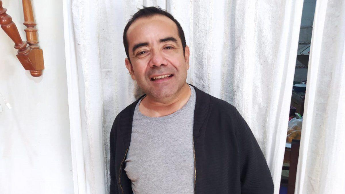 Miguel Bazán y su volver a vivir luego de casi 10 años que fue trasplantado.