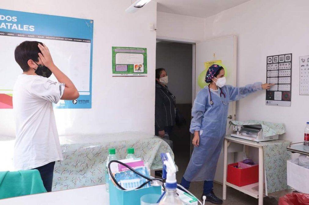 La Asistencia Pública sigue siendo el centro de salud más elegido por los villamarienses.