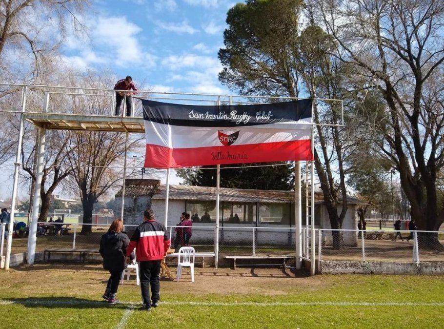 San Martín Rugby Club  se prepara para el regreso a las prácticas individuales