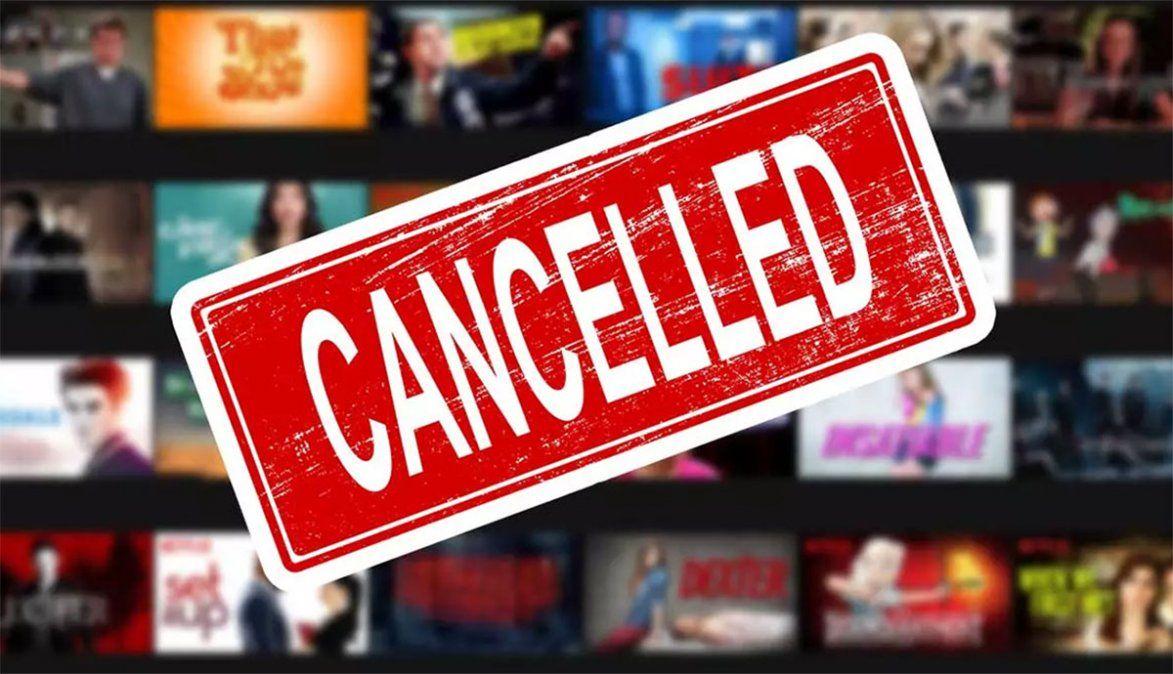 En un solo día, Netflix canceló cuatro series y las redes estallaron