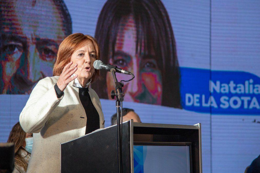"""Alejandra Vigo insistió:""""Estamos más convencidos que nunca"""