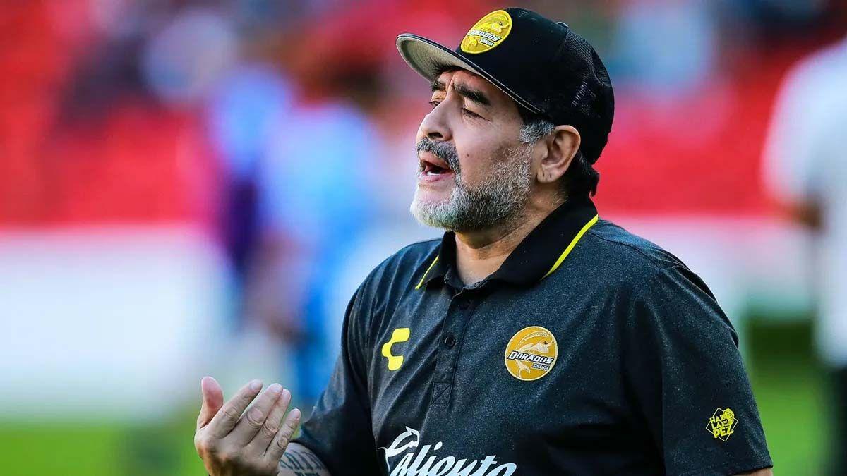 Estos fueron los gastos de los últimos dos meses de Maradona
