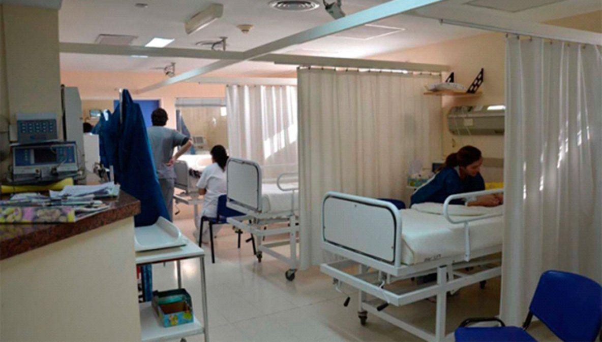 El Hospital agregó camas Covid: más de la mitad están ocupadas