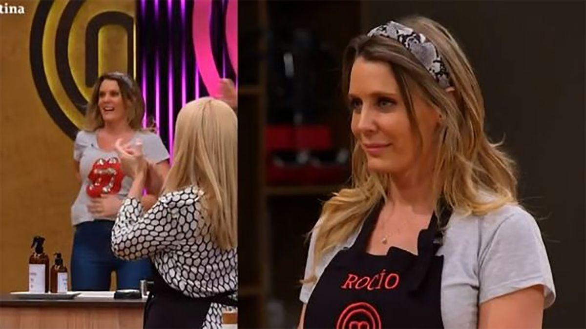 MasterChef Celebrity: Rocío Marengo quedó eliminada
